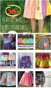 Simple Skirt Pattern With Elastic Waist Awesome Design Ideas