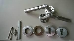 interior door hardware led door handles 4