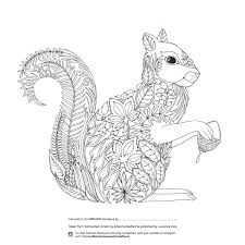 Forest Adult Coloring Pages At Getdrawingscom Free For Personal
