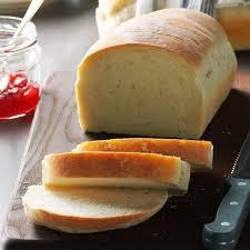 Basic Homemade Bread Recipe Taste Of Home