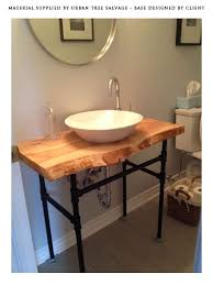 southern vintage reclaimed wood counters 002