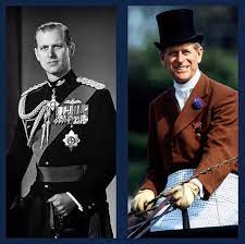 Prince philip as a young naval officer prince philip, the consort known for his constant. 40 Photos Of Prince Philip S Life Best Pictures Of The Duke Of Edinburgh