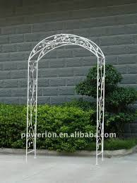 Small Picture Metal Wedding Arches metal wedding arch metal wedding arch