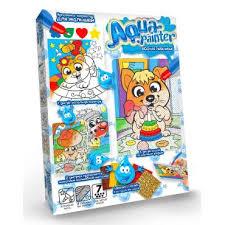 """""""<b>Aqua</b> painter"""" водная <b>раскраска</b>, <b>Danko Toys</b>, AQP-01-01U , цена"""