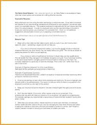 How To Make A One Page Resume Simple One Page Resume Airexpresscarrier Com