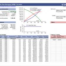 Free Excel Mortgage Calculator Template Excel Loan Calculator Design Mortgage Payment Payoff