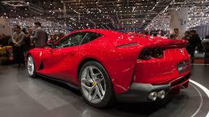 Ferrari 812 Superfast revealed with 789 horsepower
