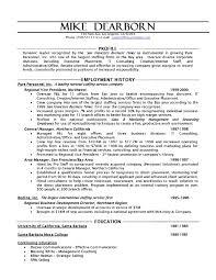 Example Of Personal Profile In Resume 18 Impressive Profile Samples