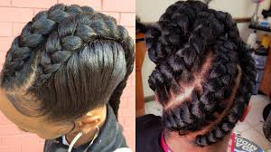 Goddess Hair Style stunning goddess braids hairstyles for black women hairstyles 5127 by wearticles.com