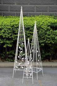 obelisk furniture. China Tall Iron Flower Obelisk For Garden Decoration - Outdoor Furniture, Home And Furniture