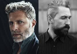 grey or not men should pick a hairstyle that reflects their lifestyle professional and off duty personal taste and of course face structure