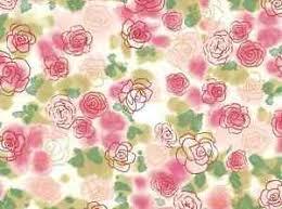 vintage flower sheets vintage flowers boutique rose print cake topper edible wafer paper