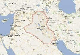 خريطة العراق : العراق على الخريطة : خريطه عراق : خريطة بغداد