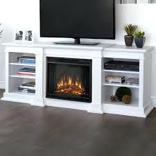 stand fireplace propane corner tv lp gas