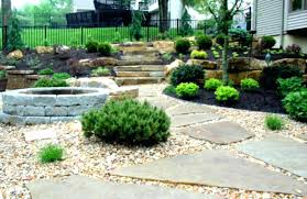 simple landscaping ideas. Backyard Landscape Ideas Simple Landscaping Stone Design Com Designs For My Easy Front Garden Planting Small On Budget Cheap Yard Renovations Flower New