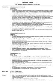 Resume For Library Assistant Beautiful Resume Library Resumes Clerk