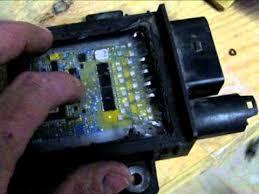glow plug controller tear down and fix glow plug controller tear down and fix