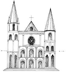 architectural drawings of famous buildings. Simple Drawings Famous Landmarks Image Gallery Learn How To Draw This Cathedral In Only A  Few Simple Steps And Architectural Drawings Of Buildings