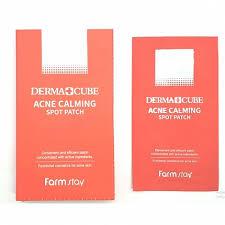 <b>Точечные патчи от акне</b> (12 шт), FarmStay Derma Cube Acne ...