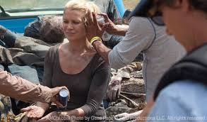 dispatches from the set key make up artist donna premick and hair stylist taylor