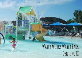 water works visiting water works water park in denton texas the tiptoe fairy