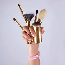free vegan friendly never looked so good our new limited edition tarte limited edition brush set by nicol concilio makeup beauty macy s