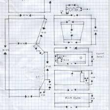 blueprint cabinet plans copy diy arcade cabinet pdf new pdf plans arcade cabinet plans metric