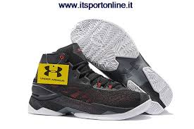 under armour shoes for men. original under armour ua curry 3.5 basketball shoes men black white red for