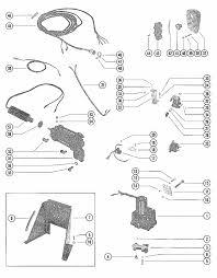 mercruiser 888 1971 1977 hydraulic pumjjp trim indicator control engine section