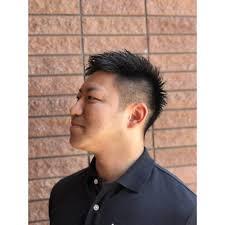 男らしさを前面に出したベリーショート 新長田メンズ専門ヘアサロン