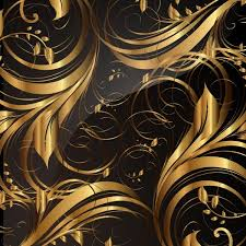 Gold Pattern Inspiration Gold Pattern Patterns 48 Vector Free Vector In Encapsulated