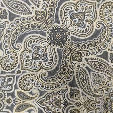 exclusive luxury vinyl persia textured paisley decorative flower leaf moroccan pattern wallpaper 9098