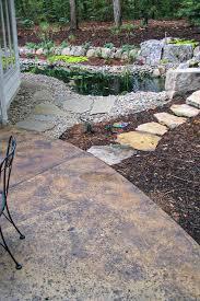 44 fabulous concrete patio ideas for
