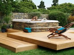 patio ideas with hot tub. Contemporary Ideas Home Design Alert Famous Hot Tub Patio Ideas Epic About Remodel With  From