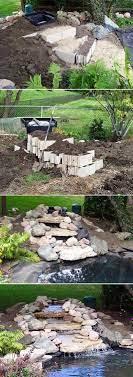 18 best diy backyard pond ideas and