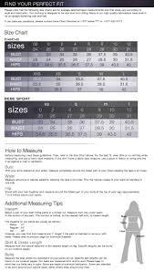 Dana Buchman Size Chart Labels That Lie Tickle Me Chic
