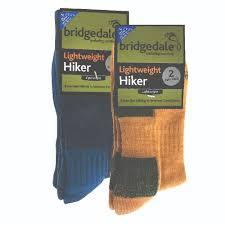 Bridgedale Light Hiker Socks Bridgedale Hiker 2 Per Pack Adventure Inc