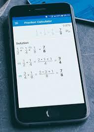 fraction calculator easy solve fractions problems 1 30 screenshot 2