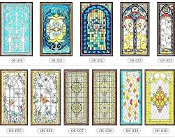 stained glass window sticker glass stickers for windows stained glass window stickers glass stickers for windows