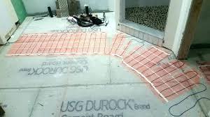 heated bathroom tiles electric tile floor rug medium images of cost e