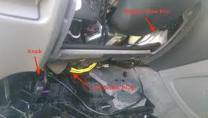 Cutting Holes For Trailer Lights Redarc Elite Brake Controller Install Audiworld Forums
