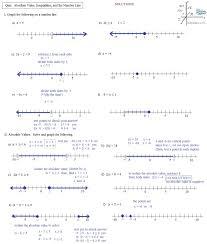 absolute value inequality worksheet worksheets absolute value inequality worksheet 2 absolute value inequality worksheethtml