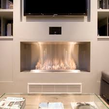 Linear Fireplace Designs  Ventless Linear Fireplaces By HearthCabinetVentless Fireplaces