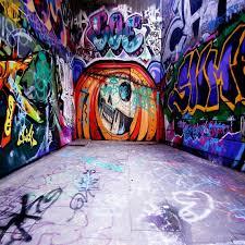 Graffiti Walls Wallpaper