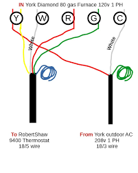 hvac c wire to thermostat confusion hvac diy chatroom home hvac c wire to thermostat confusion york furnace wiring jpg