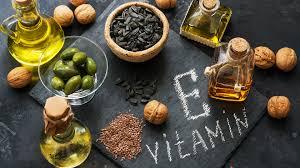 why vitamin e can impact acne and skin