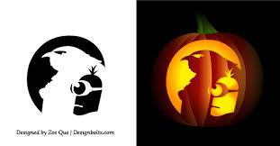 Pumpkin Carving Pattern Mesmerizing 48 Best Free Minion Pumpkin Carving Stencils Patterns Ideas For