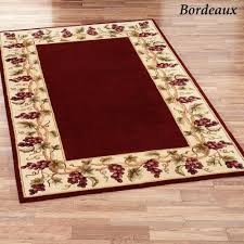 wine kitchen rugs colored sets glass
