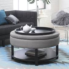 round seagrass coffee table ottoman belham living dalton storage with tray shelf detailre round coffee table