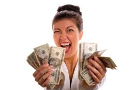 Image result for excited to make more money